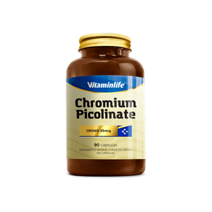 Chromium Picolinate Vitaminlife