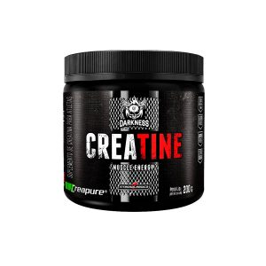 creatina creapure darkness 200g integralmedica