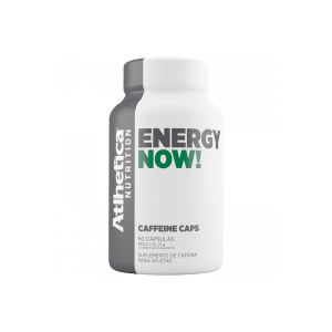 energy now 60 capsulas atlhetica nutrition