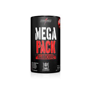 Mega Pack Hardcore 30 Packs Integralmédica