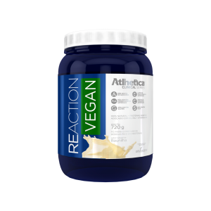 Reaction Vegan 720g Atlhetica Nutrition