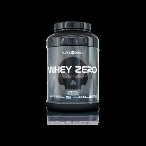 Whey Zero 907g Black Skull