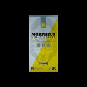 morpheus 60 capsulas iridium labs