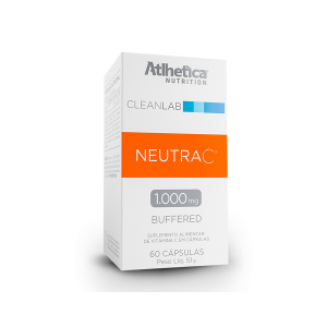 Neutra C 1000mg Atlhetica Nutrition