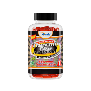 Thermo Fire Hardcore 60 tabletes Arnold Nutrition