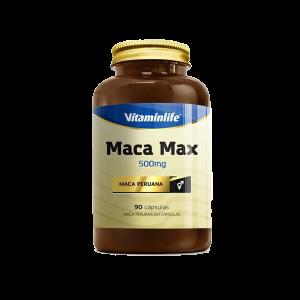 Maca Max Maca Peruana 90 cápsulas Vitaminlife