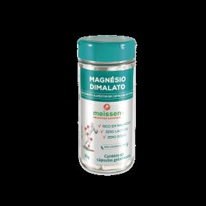 Magnésio Dimalato 120 cápsulas Meissen