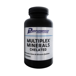 Multiplex Minerals Quelato 100 tabletes