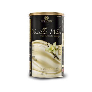 Vanilla Whey 900g Essential Nutrition