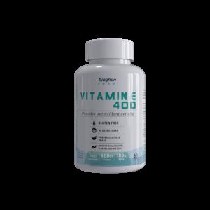 vitamin e 400 60 capsulas bioghen