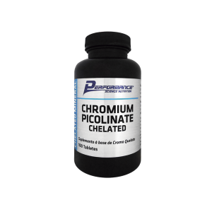 Chromium Picolinate 100 tabletes Performance