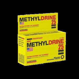 Methyldrine 25 eca stack clonepharma