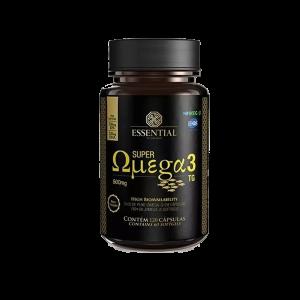 Super Omega 3 TG 120 cápsulas Essential Nutrition