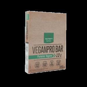 Veganpro Bar caixa com 10 unidades Nutrify