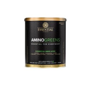 Amino Greens 240g Essential Nutrition
