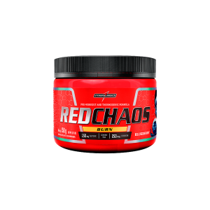 Red Chaos Burn 150g Integralmédica