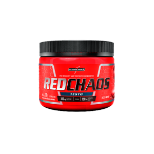 Red Chaos Testo 150g Integralmedica