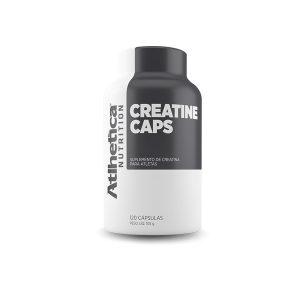 Creatina 120 capsulas Atlhetica Nutrition
